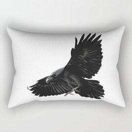 Raven Rectangular Pillow