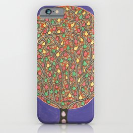 Mango Tree iPhone Case