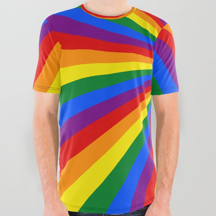 Eternal_Rainbow_Infinity_Pride_All_Over_Graphic_Tee_by_PodArtist__Small