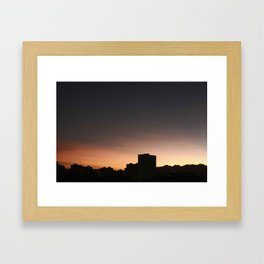 Mañongo Framed Art Print