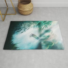 Liege of the Lake Rug
