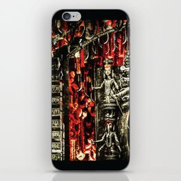 The Desaturated Mother iPhone Skin