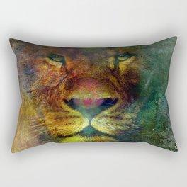 """"""" Maahes """"  Rectangular Pillow"""
