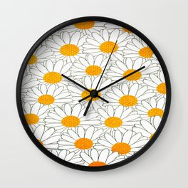 marguerite New version-131 Wall Clock