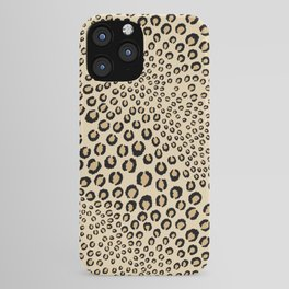 Leopards Want To Be Kissed iPhone Case