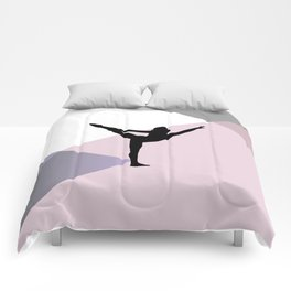 Gymnast Comforters