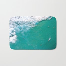 Surfing Day II Bath Mat