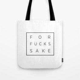 VIDA Tote Bag - Extremely loud tote bag by VIDA
