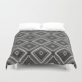 Indi-abstract#01 Duvet Cover