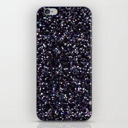 Iokasti Blue-Black Swarovski iPhone Skin