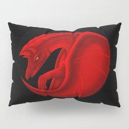 fierce dragon Pillow Sham