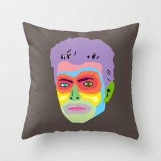 Hallo Spaceboy Throw Pillow