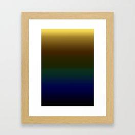 Everyone's Instagram Always. Framed Art Print