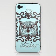 Wisdom Listens iPhone & iPod Skin