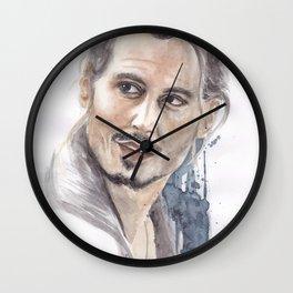 Depp Mode: Roux Wall Clock