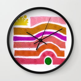 :: Princess n' Pea :: Wall Clock