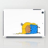 sleeping beauty iPad Cases featuring Sleeping Beauty by Soju Shots