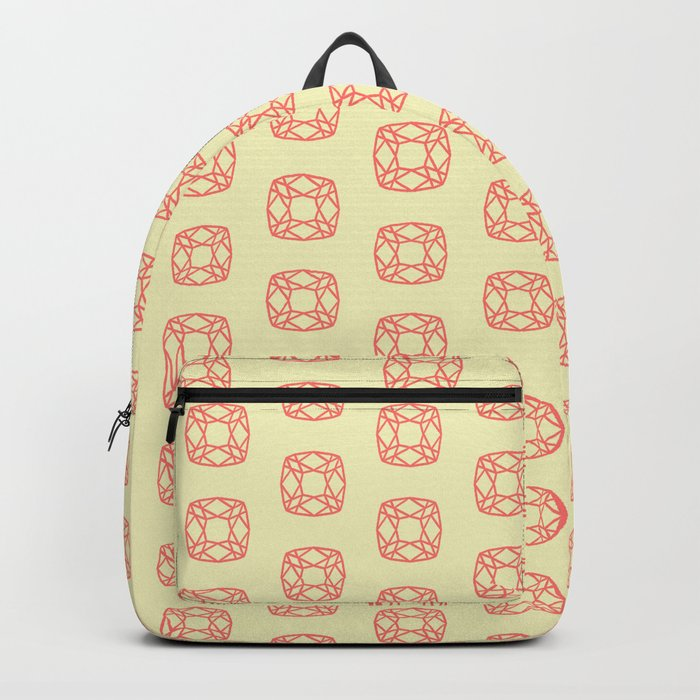 Happy Old Mine Gems Backpack