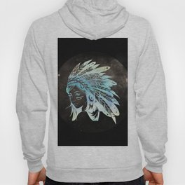 Moon Child Goddess Bohemian Girl Hoody