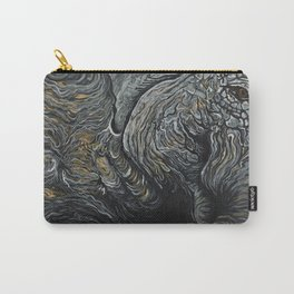 Waking Elephant Carry-All Pouch