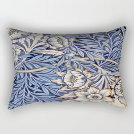 Art work of William Morris 4 Rectangular Pillow