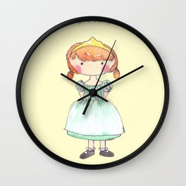Disneyland Diva Wall Clock