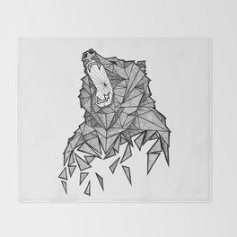 El Oso Throw Blanket