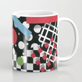 Ticker Tape Coffee Mug