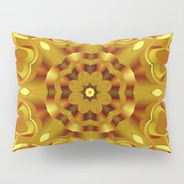 kaleidoscope Flower G68 Pillow Sham