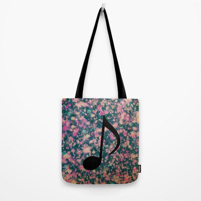 Music-100 Tote Bag