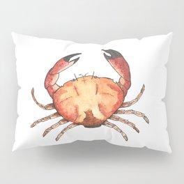 Crab: Fish of Portugal Pillow Sham