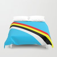 rave Duvet Covers featuring Rave by Naked N Pieces