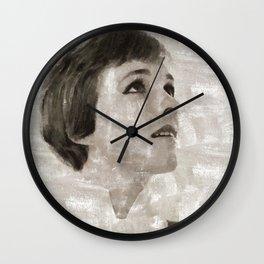 Julie Andrews, Actress Wall Clock