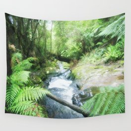 Stream Wall Tapestry