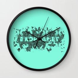Exoplanet 2013 Wall Clock