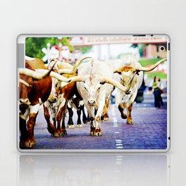 Texas Stockyards Laptop & iPad Skin
