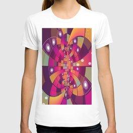 Beautiful Abstract Pattern T-shirt