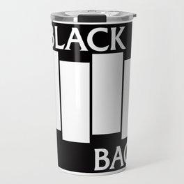 Black Bag Travel Mug