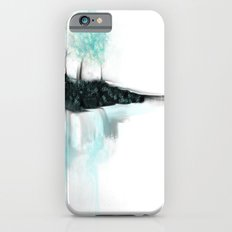 Aqua Landscape iPhone 6s Slim Case