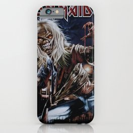 iron maiden album 2021 katrin5 iPhone Case