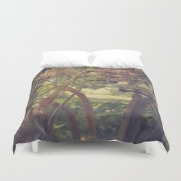 Ride Away With Me Duvet Cover