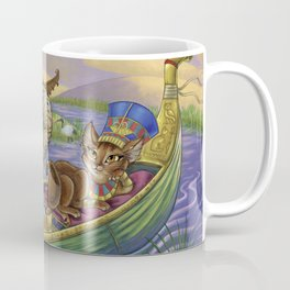 The Owl and the Pussycat Coffee Mug