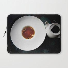 The Art of Food Gold Leaf Beef Tea Laptop Sleeve