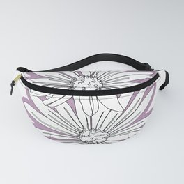 Daisy flowers - Floral 003 Fanny Pack