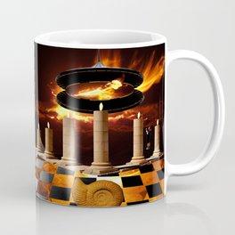 The Elemental Tourist - Fire Coffee Mug
