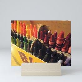 Childhood in a Box Mini Art Print
