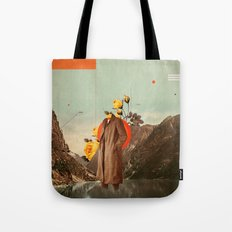 You Will Find Me There Tote Bag