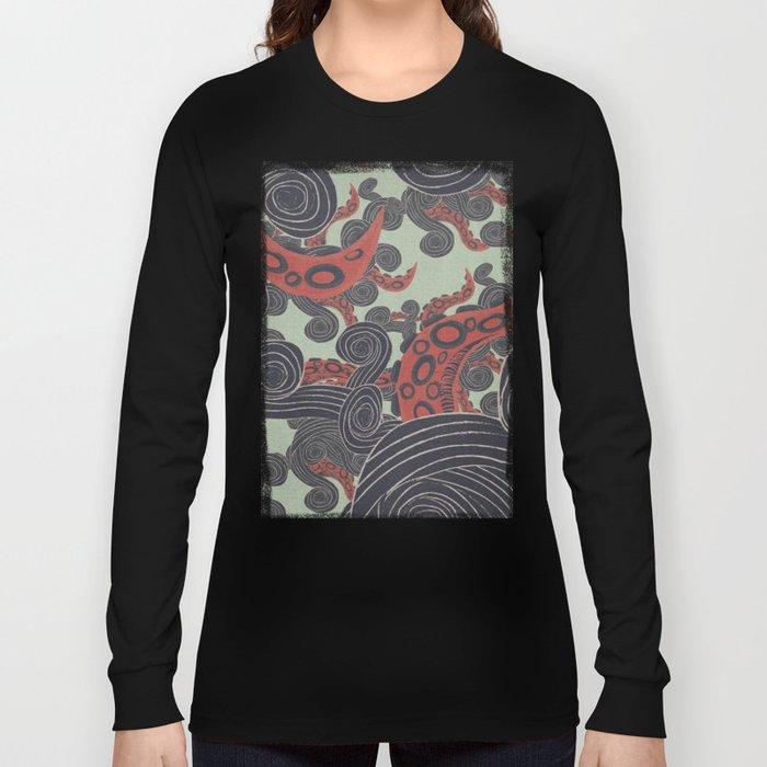 SEA ADVENTURE Long Sleeve T-shirt