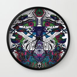 The Cross_2 Wall Clock