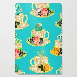 High Tea #society6artprint #buyart Cutting Board
